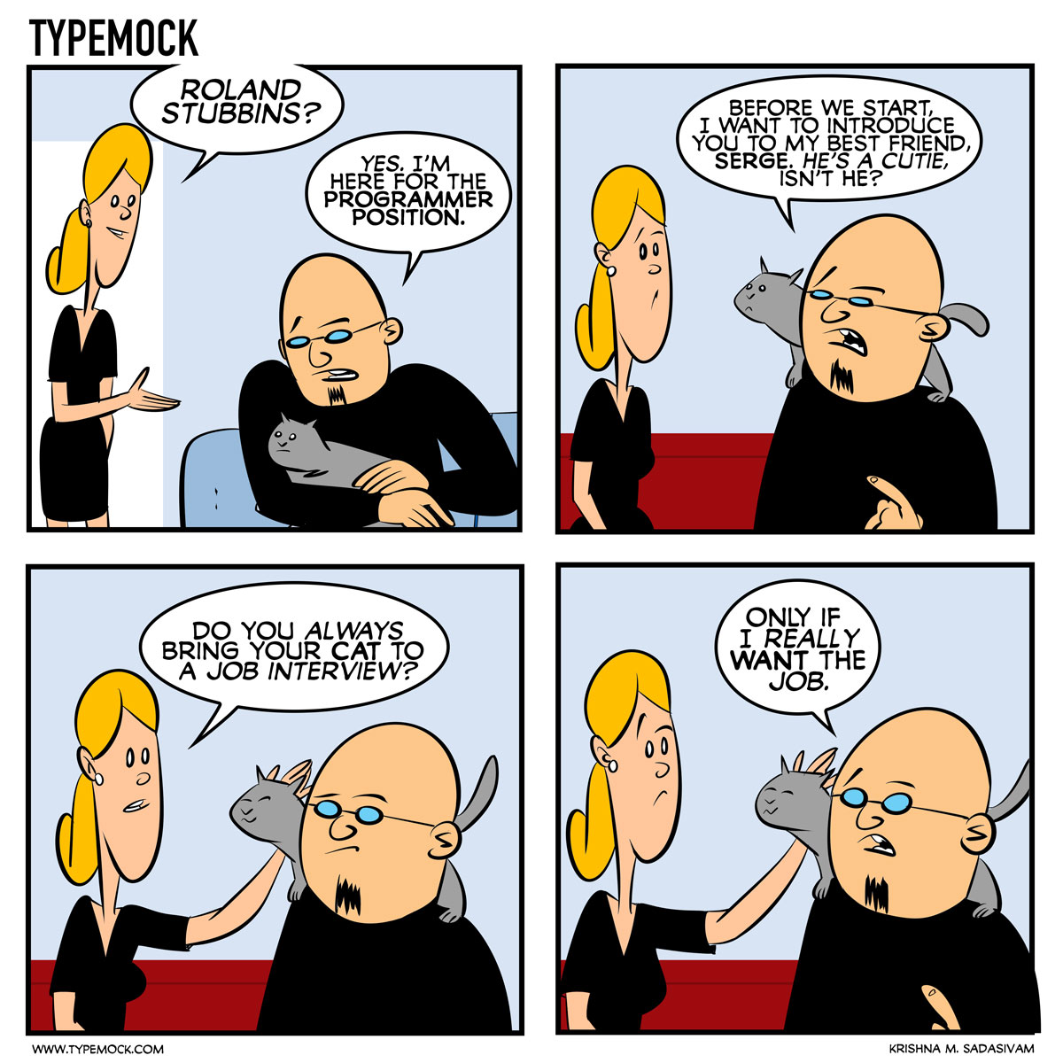 Typemock Comic, TypemockComic, Devhumor, programmer, coder, cat